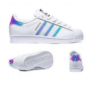 Best 25 Deals for Holographic Superstars Adidas   Poshmark